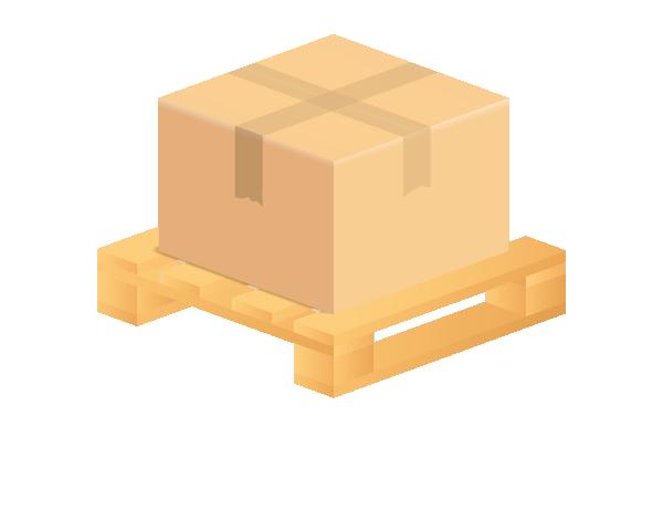 pallet-size